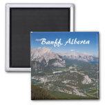 Banff View Magnet