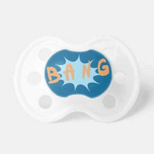 Bang 613 pacifier