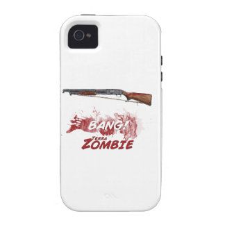 Bang iPhone 4/4S Cases