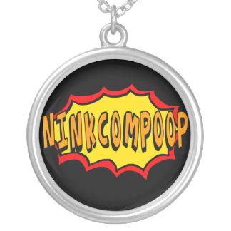 BANG Comic NinkComPoop/ Black Pendant