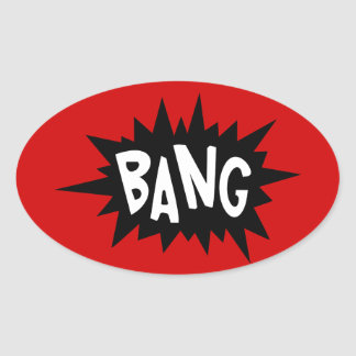 Bang Sticker