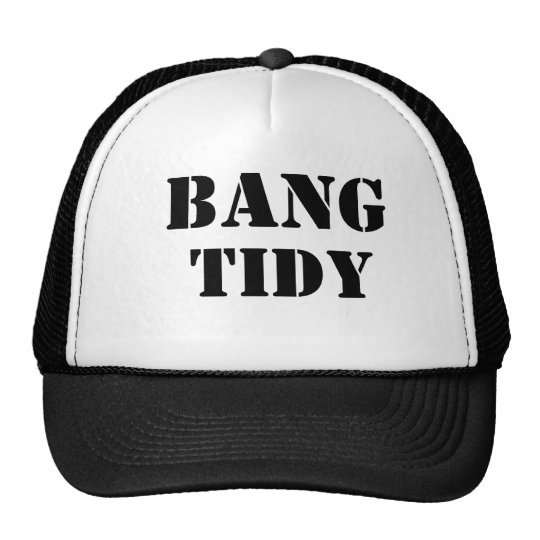 Bang Tidy Cap
