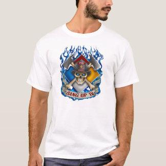 Bang Up TV Pyro Department T-Shirt