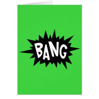 Bang! - You just hit 50 Dude card