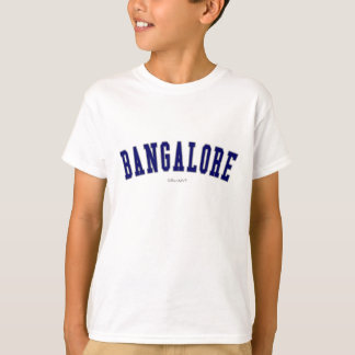 Bangalore T-Shirt