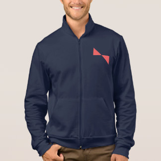 Bangees Edge American Apparel Fleece Jogger Jacket