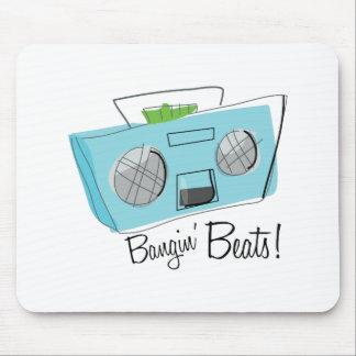 Bangin Beats Mouse Pad