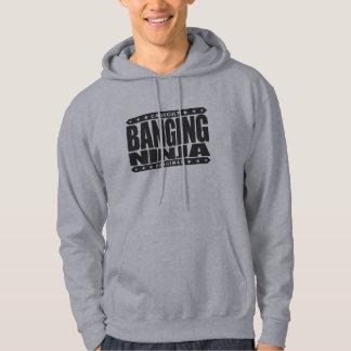 BANGING NINJA - A Savage Athletic Stealth Warrior Hoody