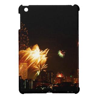 Bangkok fireworks iPad mini cover