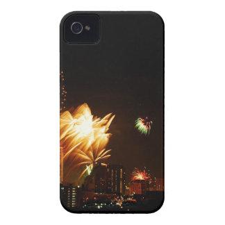 Bangkok fireworks iPhone 4 case