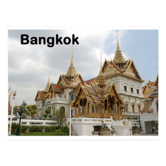Bangkok grand palace (St.K) Postcard