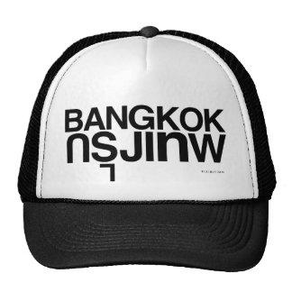Bangkok Helvetica Font Hat