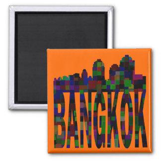 Bangkok Square Magnet