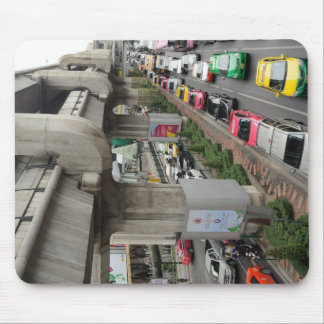 Bangkok Metropolis - Concrete Jungle Mouse Pad