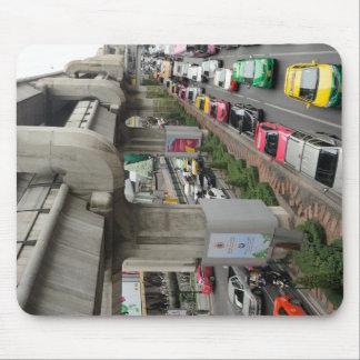 Bangkok Metropolis - Concrete Jungle Mousepads