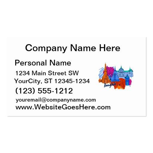 bangkok orange  travel city graphic.png business card template
