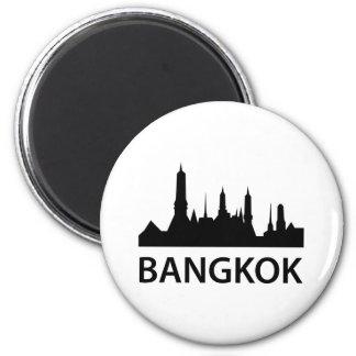 Bangkok Skyline Magnet