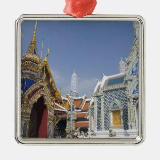 Bangkok, Thailand. Bangkok's Grand Palace Christmas Ornament