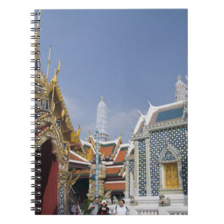 Bangkok, Thailand. Bangkok's Grand Palace Notebook