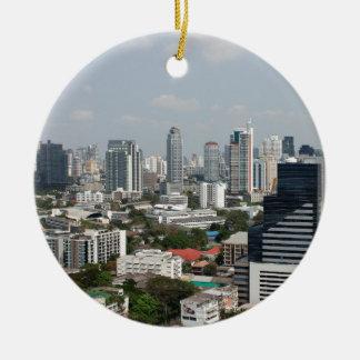 Bangkok, Thailand. Christmas Ornament
