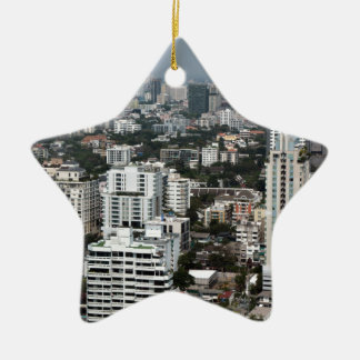 Bangkok Thailand Christmas Ornament