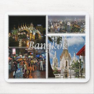 Bangkok Thailand Mouse Mat