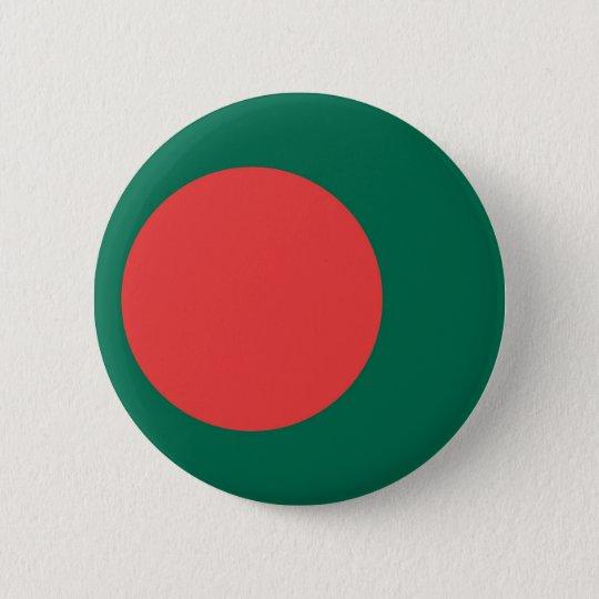 bangladesh 6 cm round badge