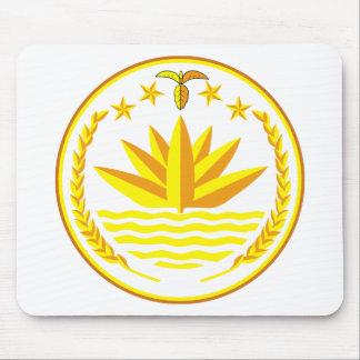 Bangladesh  Coat of arms BD Mouse Pad