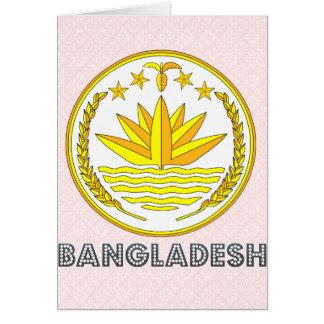 Bangladesh Coat of Arms Cards