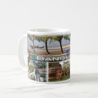 Bangladesh - coffee mug