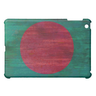Bangladesh distressed Bangladeshi flag iPad Mini Covers