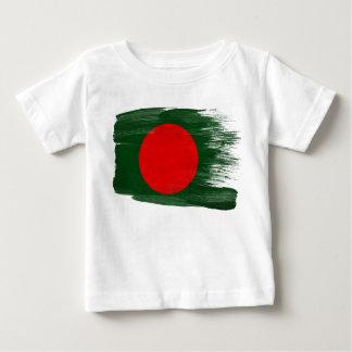 Bangladesh Flag Baby T-Shirt