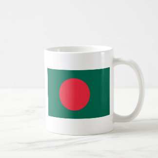 Bangladesh Flag BD Coffee Mug