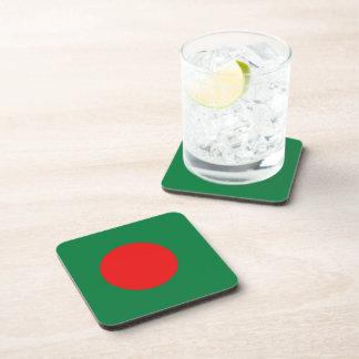 Bangladesh Flag Coaster