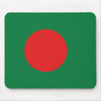 Bangladesh Flag Mousepad