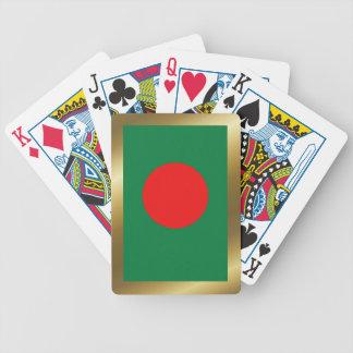 Bangladesh Flag Playing Cards