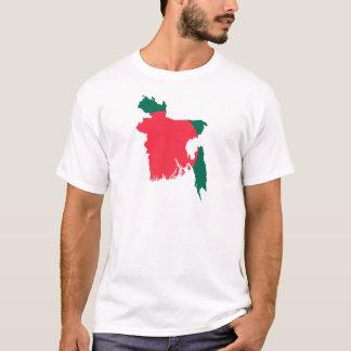 Bangladesh map BD T-Shirt