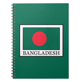 Bangladesh Spiral Note Books