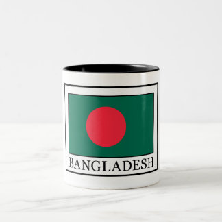 Bangladesh Two-Tone Coffee Mug