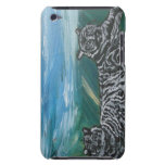 Bangled Tigers at Rest iPod Touch Cover