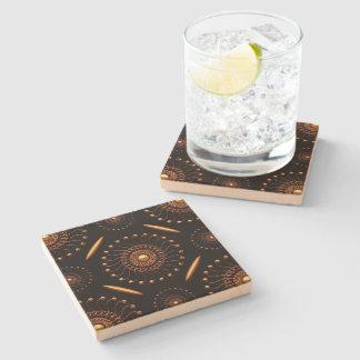 Bangles-n-Bobbles Drink Coaster
