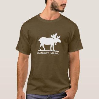 BANGOR MAINE Moose Graphic Tee