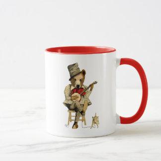 Banjo Bear Mug