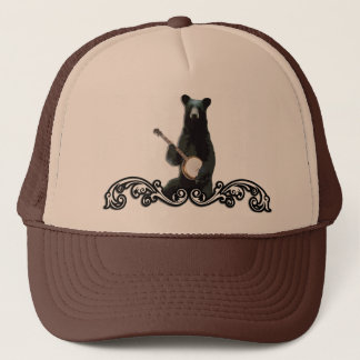 Banjo Bear Trucker Hat