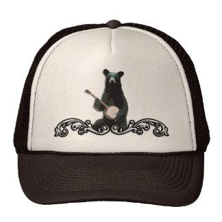 Banjo Bear Trucker Hat