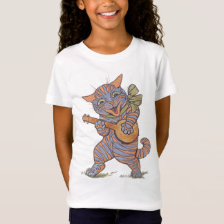 Banjo Cat T Shirt