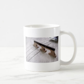 Banjo Closeup Photo Basic White Mug