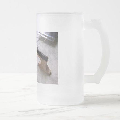 Banjo Closeup Photo Coffee Mugs