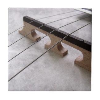 Banjo Closeup Photo Tile