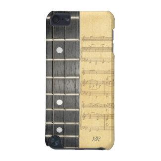 Banjo Fretboard Sheet Music iPod Touch 5G Case